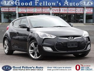 Used 2017 Hyundai Veloster PAN ROOF, NAVI, REARVIEW CAMERA, HEATED SEATS for sale in Toronto, ON