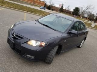 Used 2008 Mazda MAZDA3 GT *Ltd Avail* for sale in Mississauga, ON