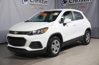Used 2018 Chevrolet Trax A/C for sale in Montréal, QC