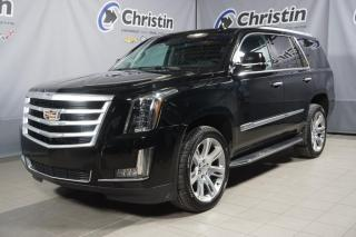 Used 2018 Cadillac Escalade Mag 22 Dvd Sunroof for sale in Montréal, QC