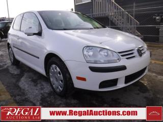 Used 2009 Volkswagen Rabbit 2D Hatchback for sale in Calgary, AB