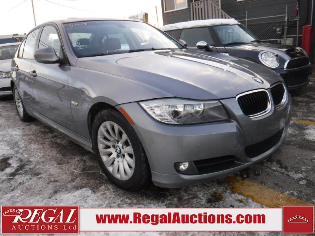 Photo of Grey 2009 BMW 3 SERIES 323I 4D SEDAN