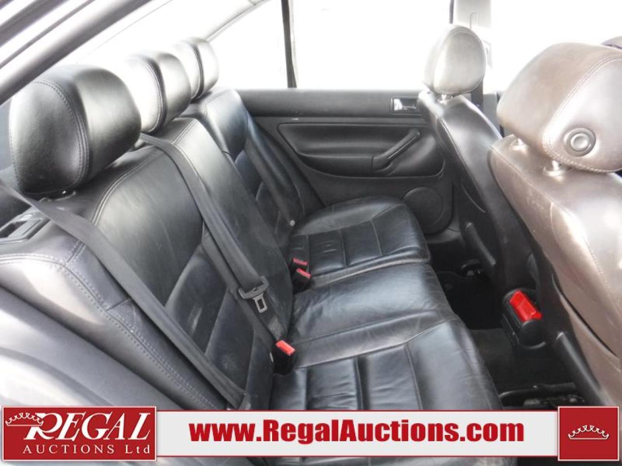 2003 Volkswagen Jetta 4D Sedan