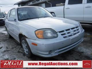 Used 2005 Hyundai Accent GS 2D Hatchback for sale in Calgary, AB