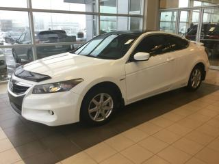 Used 2011 Honda Accord 2 portes 4 cyl. en ligne, boîte automati for sale in Laval, QC