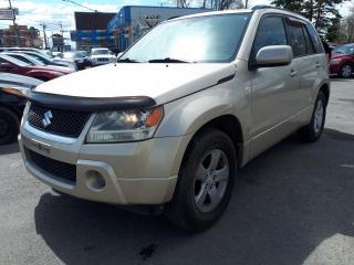Used 2008 Suzuki Grand Vitara for sale in Laval, QC