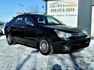 Used 2011 Ford Focus ***SE,MAGS,AIR CLIMATISE*** for sale in Longueuil, QC