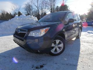 Used 2016 Subaru Forester 2.5i groupe Commodité familiale 5 portes for sale in Victoriaville, QC
