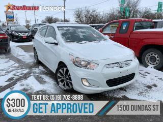 Used 2017 Hyundai Accent SE | ROOF | HEATED SEATS for sale in London, ON