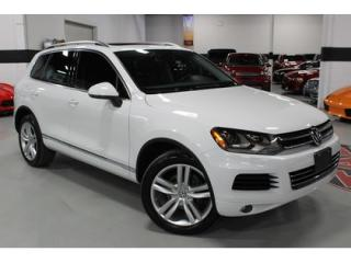 Used 2013 Volkswagen Touareg NAVIGATION   BACKUP CAMERA for sale in Vaughan, ON