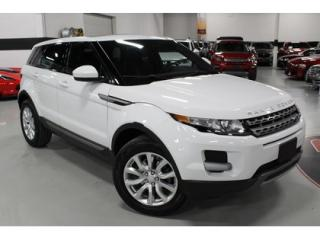 Used 2015 Land Rover Evoque PURE   LOW KMS   CLEAN CARPROOF for sale in Vaughan, ON