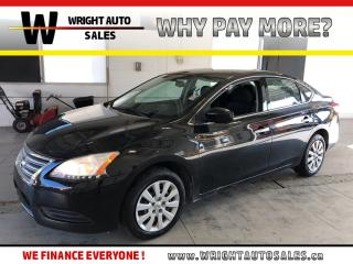 Used 2014 Nissan Sentra S|LOW MILEAGE|BLUETOOTH|57,602 KMS for sale in Cambridge, ON