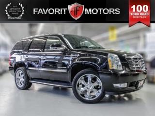 Used 2013 Cadillac Escalade Leather | Sunroof | 7PASS | DVDs for sale in North York, ON