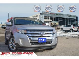 Used 2011 Ford Edge Limited for sale in Guelph, ON