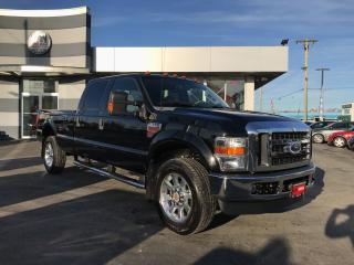 Used 2008 Ford F-350 Lariat 4WD DIESEL NAVI ONLY 110, 000KM LIKE NEW for sale in Langley, BC