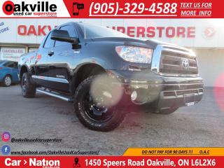 Used 2013 Toyota Tundra SR5 TRD OFFROAD 4X4 | 5.7L V8 | B/U CAM for sale in Oakville, ON