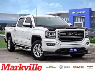 Used 2016 GMC Sierra 1500 Z71-GM CERTIFIED PRE-OWNED-1 OWNER for sale in Markham, ON