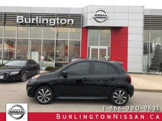Used 2016 Nissan Micra SR, ACCIDENT FREE, INCLUDES SNOW TIRES ! for sale in Burlington, ON