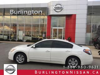 Used 2010 Nissan Altima 2.5 SL, ACCIDENT FREE ! for sale in Burlington, ON