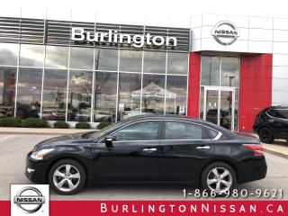 Used 2014 Nissan Altima 2.5 SL, ACCIDENT FREE, 1 OWNER ! for sale in Burlington, ON