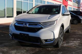 New 2019 Honda CR-V Touring for sale in Fort St John, BC