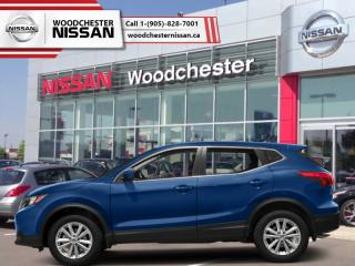 New 2018 Nissan Qashqai FWD SV CVT  - Sunroof -  Bluetooth - $194.05 B/W for sale in Mississauga, ON