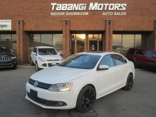Used 2012 Volkswagen Jetta HIGHLINE | NAVIGATION | DIESEL | LEATHER | SUNROOF for sale in Mississauga, ON
