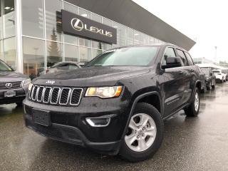 Used 2017 Jeep Grand Cherokee 4x4 Laredo NO Accidents, Local, 1 Owner for sale in North Vancouver, BC