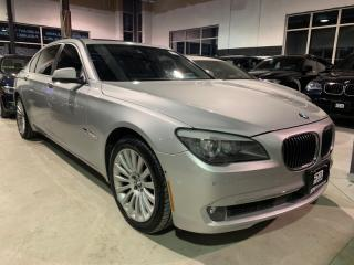 Used 2012 BMW 7 Series 4dr Sdn xDrive AWD for sale in Barrie, ON
