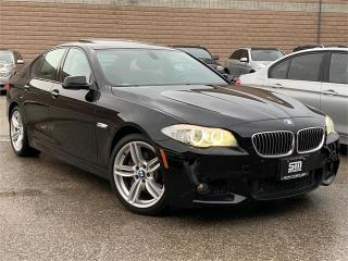 Used 2011 BMW 5 Series 4dr Sdn 535i RWD for sale in Barrie, ON