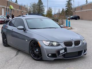 Used 2008 BMW 3 Series 2dr Cpe 335i RWD for sale in Barrie, ON