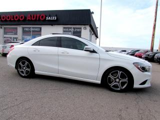 Used 2015 Mercedes-Benz CLA-Class CLA250 NAVIGATION CAMERA CERTIFIED 2YR WARRANTY for sale in Milton, ON