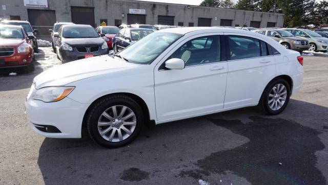 2014 Chrysler 200 TOURING AUTO CERTIFIED 2YR WARRANTY *EXTRA SET OF WINTER TIRES* HEATED ALLOYS CRUISE AUX 2014 Chrysler 200 TOURING AUTO CERTIFIED 2YR WARRANTY *EXTRA SET OF WINTER TIRES* HEATED ALLOYS CRUISE AUX