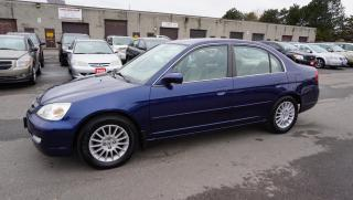 Used 2002 Acura EL 1.7L Touring Automatic Alloys Cruise Certified 2Yr Warranty for sale in Milton, ON