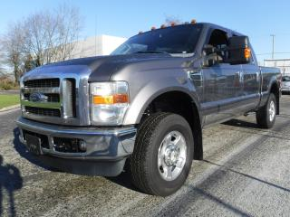 Used 2008 Ford F-250 SD XLT Crew Cab Regular Box for sale in Burnaby, BC
