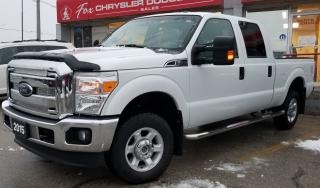 Used 2015 Ford F-250 Super Duty SRW XLT for sale in Owen Sound, ON