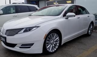 Used 2014 Lincoln MKZ Base for sale in Owen Sound, ON
