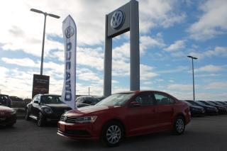 Used 2016 Volkswagen Jetta 1.4 TSI Trendline+ | Bluetooth Connectivity!! for sale in Whitby, ON
