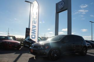 Used 2015 Volkswagen Golf 2.0 TDI Comfortline   5.8 Touchscreen!! for sale in Whitby, ON