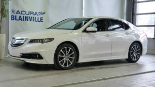 Used 2015 Acura TLX SH-AWD ** ÉLITE ** ACHAT 72 MOIS 3.9% ** for sale in Blainville, QC