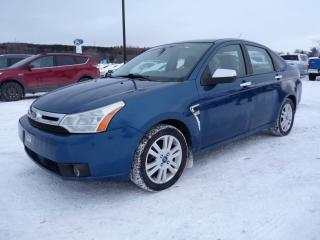 Used 2008 Ford Focus SES, MAG PNEUS HIVER, BLUETOOTH for sale in Vallée-Jonction, QC
