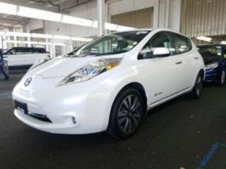 Used 2015 Nissan Leaf SV for sale in St-Constant, QC