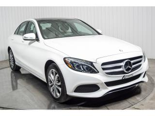 Used 2015 Mercedes-Benz C-Class C300 Awd Cuir Toit for sale in St-Constant, QC