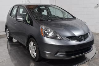 Used 2014 Honda Fit Lx A/c for sale in St-Constant, QC