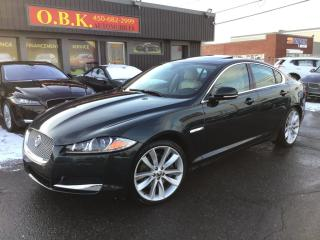Used 2013 Jaguar XF 3.0l-Awd-Navigation for sale in Laval, QC