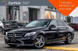 Used 2017 Mercedes-Benz C-Class C 300 4Matic|Sunroof|Nav|Heat Frnt.Seats|BlindSpot|18