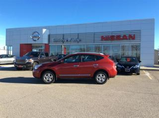 Used 2013 Nissan Rogue S AWD CVT for sale in Smiths Falls, ON