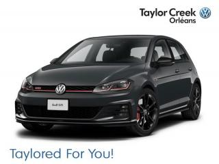 New 2019 Volkswagen Golf GTI Rabbit 5-Dr 2.0T 6sp for sale in Orleans, ON