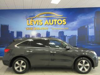Used 2016 Acura MDX Sh-Awd Cuir Ch for sale in Lévis, QC