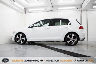 Used 2016 Volkswagen Golf GTI DSG GTI ENSEMBLE for sale in Quebec, QC